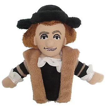 Finger Puppet - UPG - Columbus Soft Doll Toys Gifts Licensed New 2193