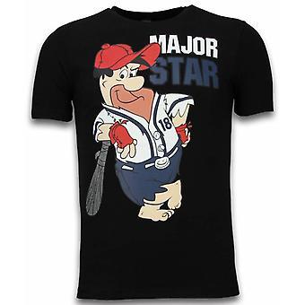 Major Star-T-shirt-Black