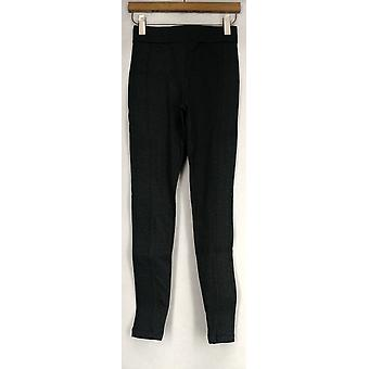 Afslanken opties voor Kate & Mallory broek legging effen grijs A429903