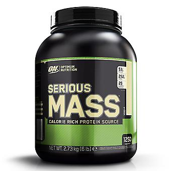 Optimale Ernährung Serious Mass Calorie Rich Protein