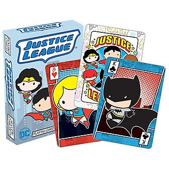 Playing Card - DC Comics - Chibi Youth Poker Games New Licensed 52472