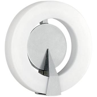 Wellindal Apply exterior 1 Light T5 Silber Roi