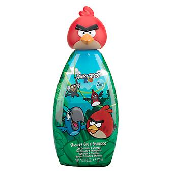 Kidits Angry Birds Gel Champú Topper Rojo (Babies and Children , Toys , Others)