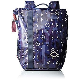 Oilily Lori Backpack Mvf - Backpacks Donna Blau (Dark Blue) 13x36x22cm (B x H T)