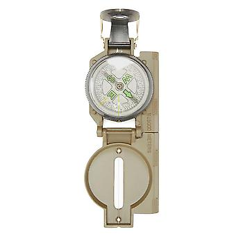 New Eurohike DLX Lensatic Compass Beige