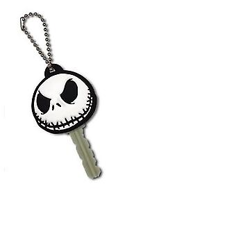 Key Cap - Disney - Nightmare Before Christmas - Jack PVC Holder New 22557