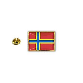 Pino Pines Pin Badge Pin-apos;s Metal Broche Inglese Bandiera Uk Orcadi