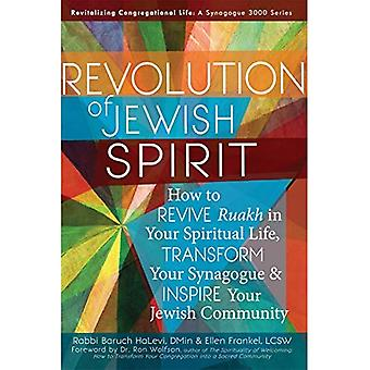Revolution of Jewish Spirit: How to Revive Ruakh in Your Spiritual Life, Transform Your Synagogue & Inspire Your Jewish Community (Revitalizing Congregational Life: A Synagogue 3000)