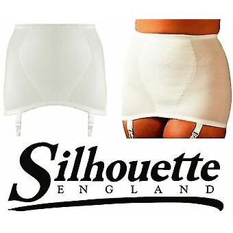 Silhouette Lingerie 'Gorsetry Collection' Madame & X' Open Girdle with 4 Podwiązki