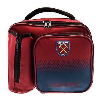 West Ham United FC Fade lunch väska