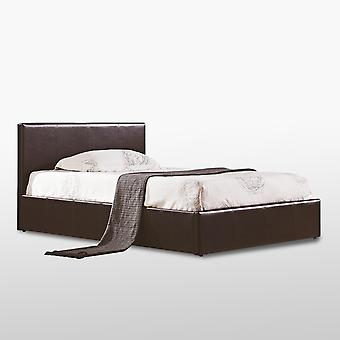 Berlin Ottoman Bed - Faux Leather