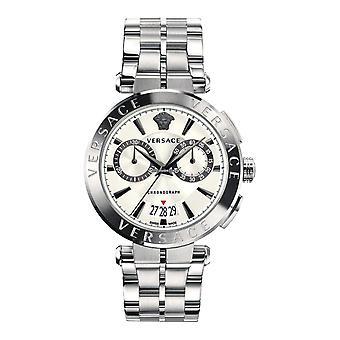 Versace VE1D00319 Aion Męski zegarek Chronograf