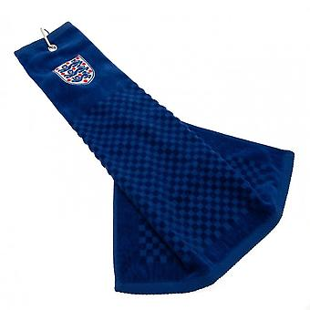 England FA Official Tri-Fold Towel