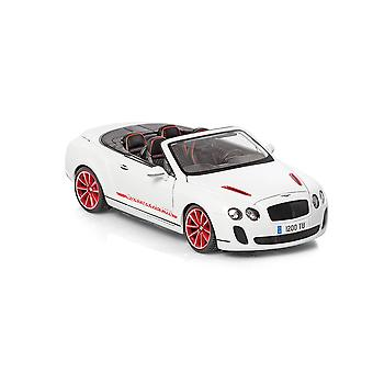 Bentley Continental Supersports Convertible ISR Diecast Model Car