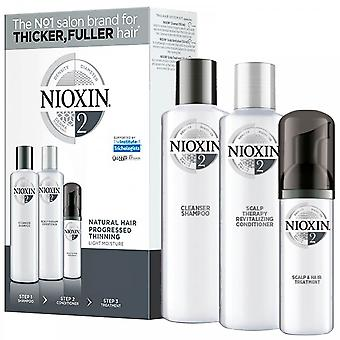 Nioxin Trial kit-sistema 2