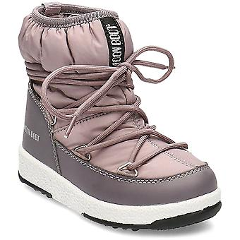 Moon Boot Junior Low Nylon WP 34051800004 universal winter kids shoes