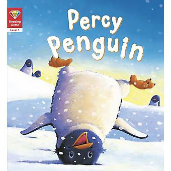 Reading Gems Percy Penguin Level 1 by QED Publishing
