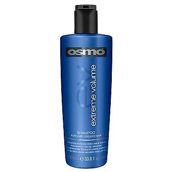 Osmo extreme volume shampoo 1000ml