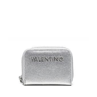 Valentino by Mario Valentino Divina Pebbled Zip Around Purse