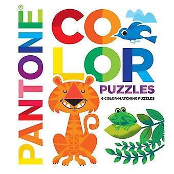 Pantone: Couleur Puzzles: Puzzles de correspondance des couleurs 6