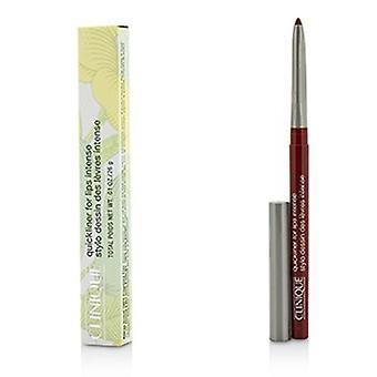 Clinique Quickliner For Lips Intense - #06 Intense Cranberry 0.26g/0.01oz