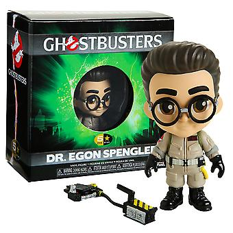 Ghostbusters Dr Egon Spengler 5-Star Figure