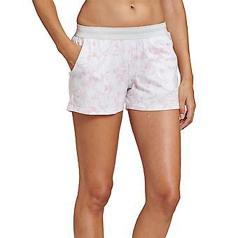 Rosch 1202026-16406 Women's Be Happy White Graphic Flower Pyjama Short