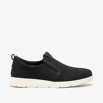 الصمت الجراء لومي السيدات دوبوك زلة على الأحذية السوداء