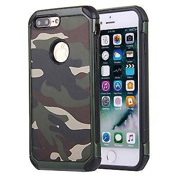 Stöttåligt Skal I camofluage för iPhone 8 Plus