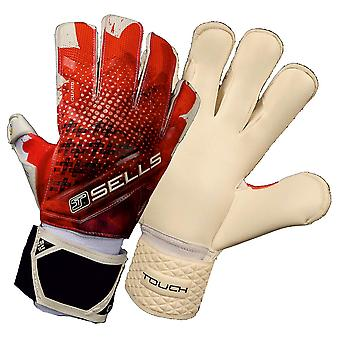 SELLS EXCEL TOUCH ALLROUND GUARD Goalkeeper Gloves Size