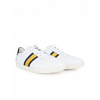 Entrenadores de cuero Deleilo Polo Footwear