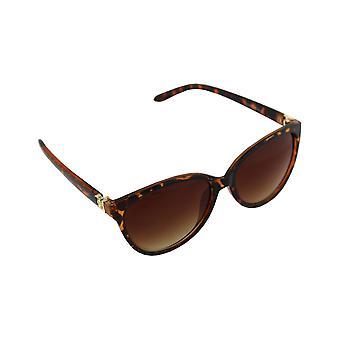 Gafas de sol Wayfarer femenino - Leopard Bruin2618_2