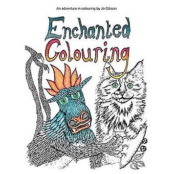 Enchanted Colouring by Gibson & Jo