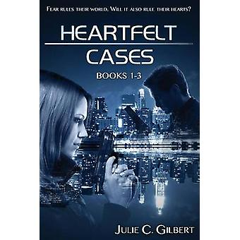 Heartfelt Cases  Books 13 by Gilbert & Julie
