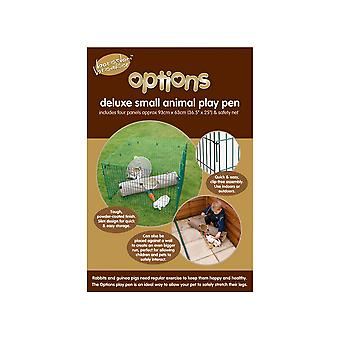 Rosewood Options Deluxe Small Animal Play Pen