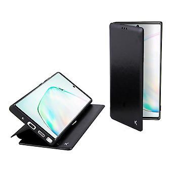 Folio Mobiele Telefoon Case Samsung Galaxy S20 Plus KSIX Permanent Zwart
