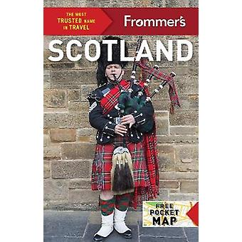 Frommer's Scotland by Stephen Brewer - 9781628874006 Book