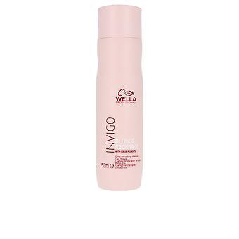 Wella farve genoplade cool blond shampoo 250 ml unisex