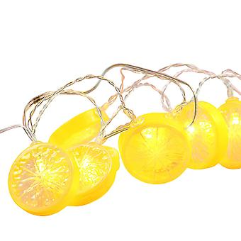 LED string lights, fairy-tale decoration, garden, bedroom or store decoration, photo supplies, fruit style
