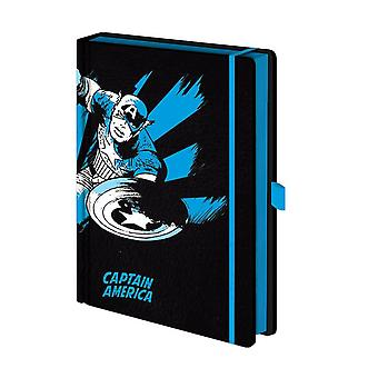 Captain America-Notebook