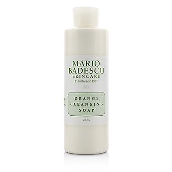 Mario Badescu oranje Reiniging Soap - voor alle huid typen 236ml / 8oz
