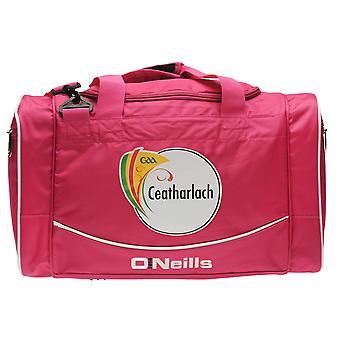 ONeills Womens Carlow GAA Holdall Bag