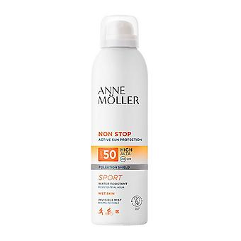 Sun Screen Spray Non Stop Anne M ller Spf 50 (200 ml)