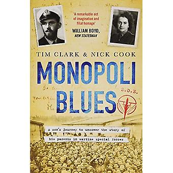 Monopoli Blues by Tim Clark - 9781783528189 Book