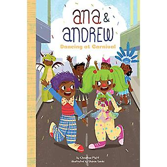 Ana and Andrew - Dancing at Carnival by Christine Platt - 978164494255