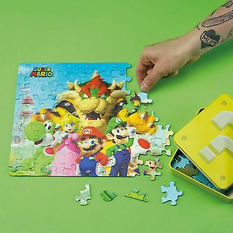 Super Mario 3D Puzzle