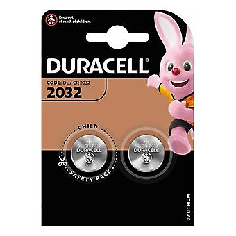 Lithium Button Cell Battery DURACELL (2 pcs)