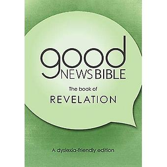 The book of Revelation - A dyslexia-friendly edition - 9780564052479 B
