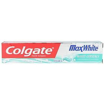 Colgate Max White Dentifrico White Crystals 75 ml