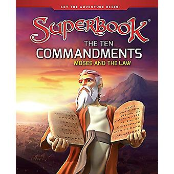 Ten Commandments - The - 9781629997384 Book